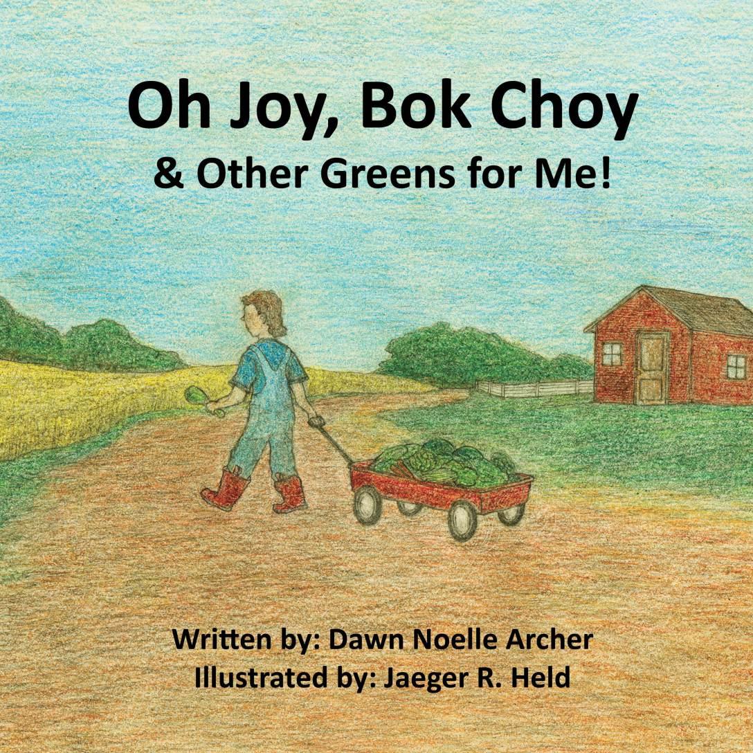 Oh Joy Bok Choy Cover